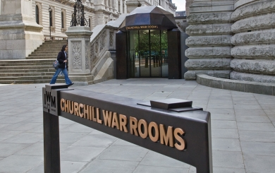 Agents to infiltrate The Churchill War Rooms & HMS Belfast - Spy Games