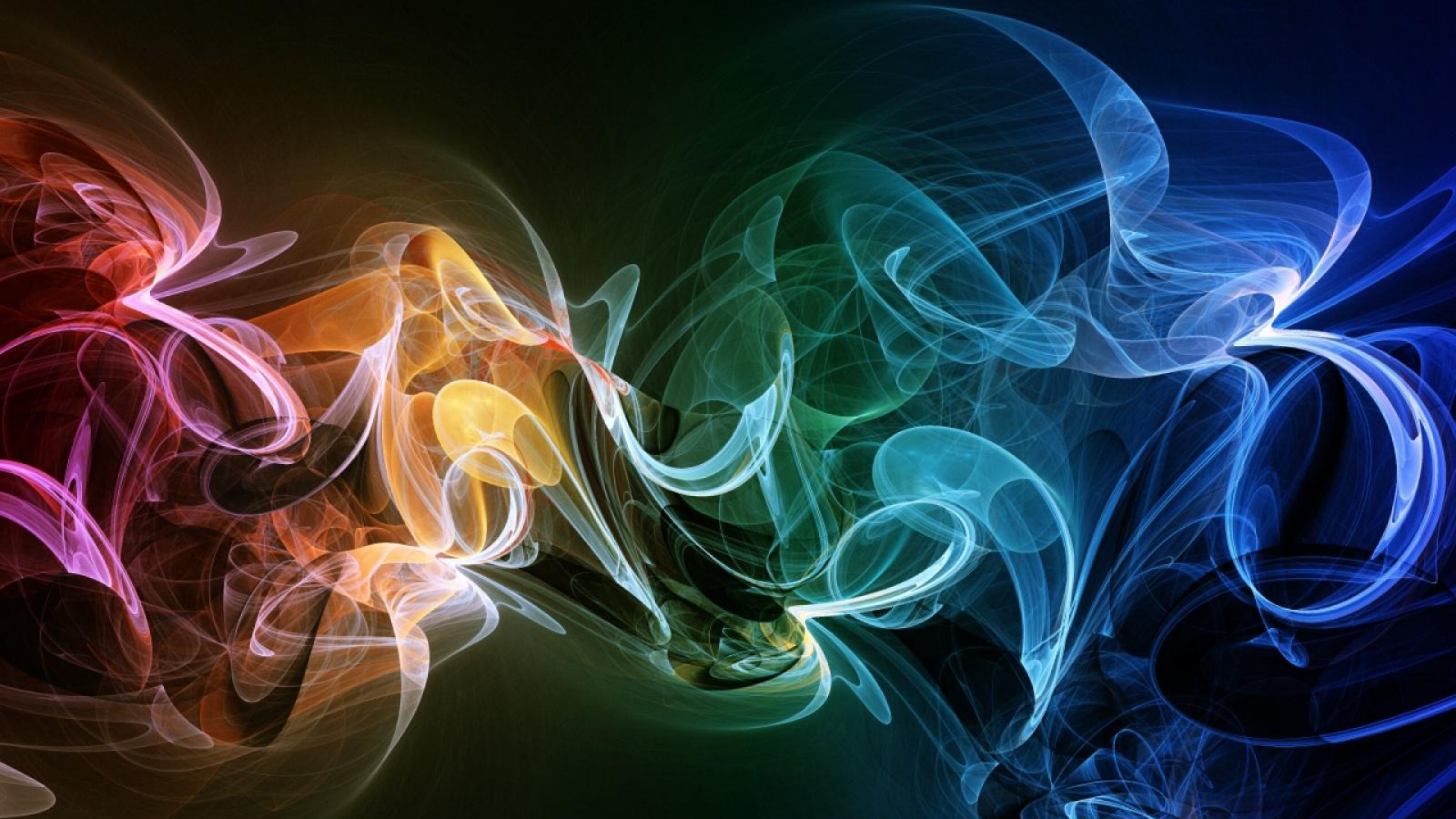 Abstract Smoke Wallpapers Hd Colorful Smoke Hd Wallpapers